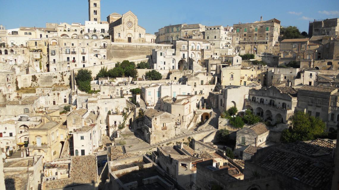'_12_-_ITALY_-_Sassi_di_Matera_UNESCO